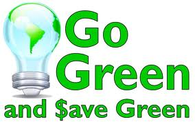 Going Green Saves Money