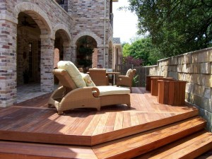 house wood_deck