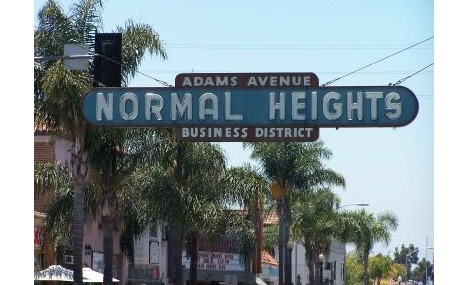 Normal Heights CA